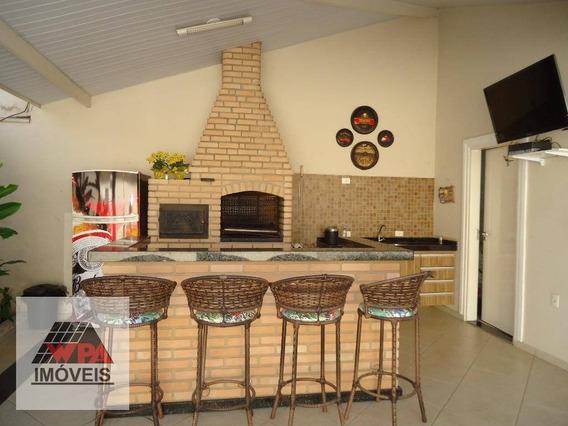 Casa Com 3 Dormitórios À Venda, 219 M² Por R$ 950.000,00 - Parque Novo Mundo - Americana/sp - Ca2216