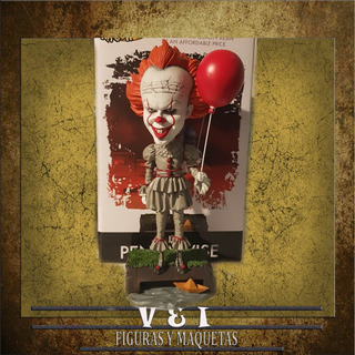 It Head Knocker Pennywise Cabezon