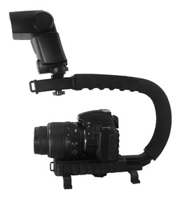Suporte De Mão Estabilizador Camera Celular Frete Gratis !