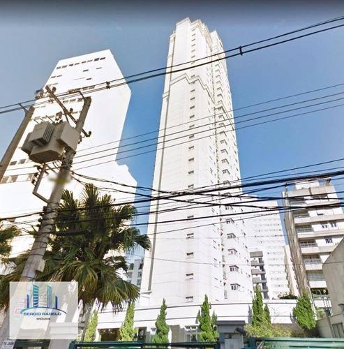 Imagem 1 de 9 de Apartamento Residencial Para Locação, Jardim Paulista, São Paulo. - Ap2591