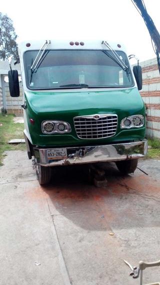 Microbús Chevrolet Motor Borter 5.7