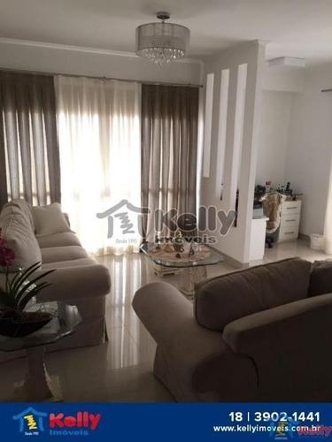 Vende-se Excelente Apartamento No Edifício Diplomata Em Presidente Prudente. - 1174