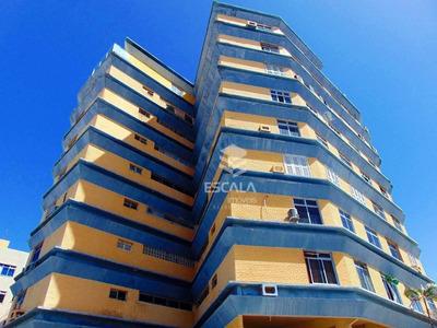 Apartamento Com 3 Quartos À Venda/locação, 84 M², Financia - Varjota - Fortaleza/ce - Ap1585