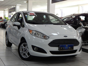 Ford Fiesta Sedan 1.6 16v Se Flex Powershift 4p
