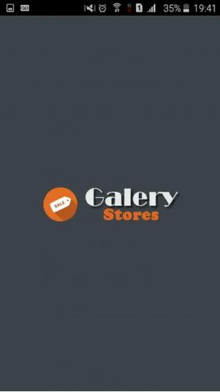 Aplicativo Para Galeria De Lojas