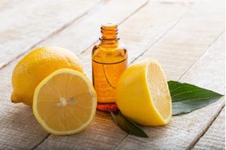 Aceite Esencial Limón 100% Puro, Natural Botella Vidrio 10ml