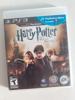 Harry Potter Deathly Hallows 2 Playstation 3 Fisico Tomo Jue
