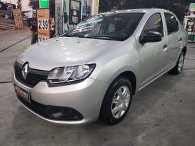 Renault Logan 2019 Completo 1.0 Flex 19.000 Km Muito Novo