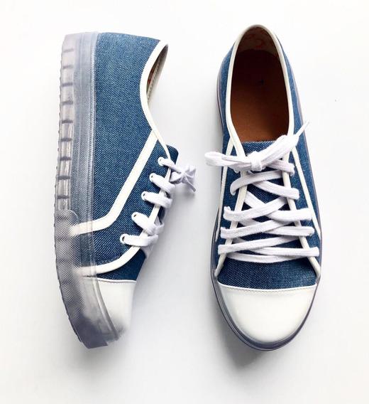 Tenis Jeans Feminino
