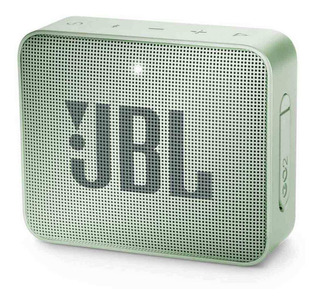 Parlante JBL Go 2 portátil inalámbrico Seafoam mint