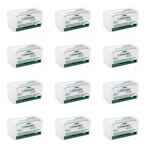 Bravir Cânfora Tabletes C/8 (kit C/12)