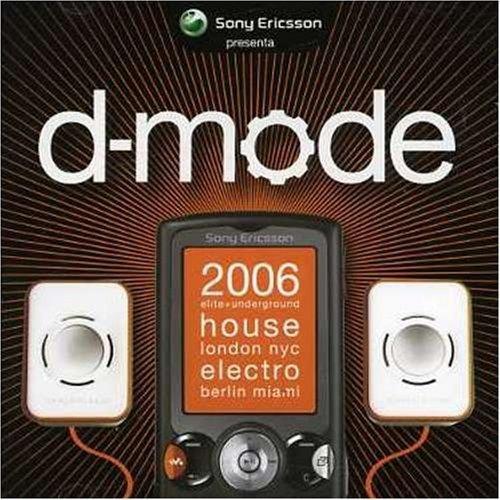 D Mode - 2006 Elite & Uderground House London Nyc (cd)