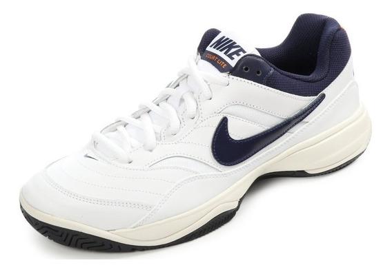 Zapatillas Nike Court Lite Tenis Hombre Nueva 845021-180