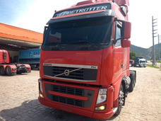 Volvo Fh 460 Globetroter Shift Ano 2013