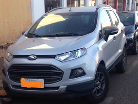 Ford Ecosport Freestyle 1.6 Flex Manual Prata 2012/2013