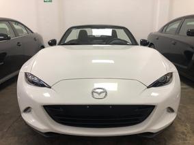 Mazda Mx-5 2.0 I Sport Mt 2017 Blanco