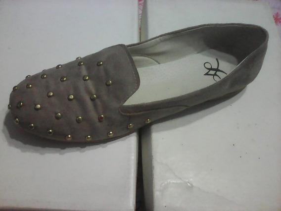 Chatitas Ballerinas Gamuzadas Combinadas Hot Sale !!!