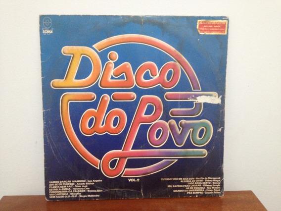Lp/ Vinil - Disco Do Povo - Vol. 2