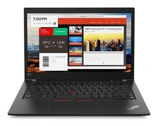Lenovo Ntb T480s I7-8550u 8gb 512gb Ssd 14 Win10pro