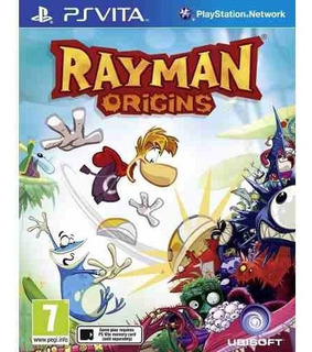 Juego Ps Vita Rayman Origins