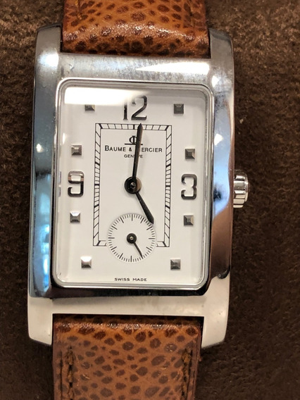 Relógio Baume Mercier Hampton