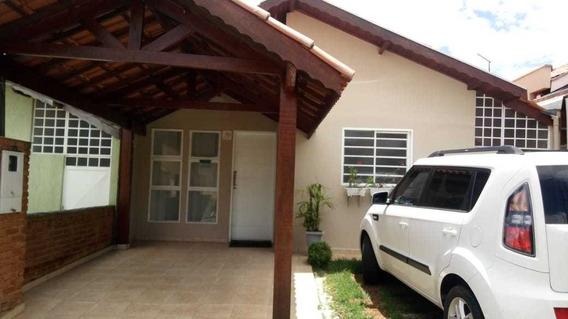 Casa Padrão Em Bragança Paulista - Sp - Ca0470_brgt