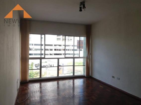 Apartamento Com 3 Quartos Para Alugar, 90 M² Por R$ 1.500/mês - Boa Viagem - Recife/pe - Ap0048