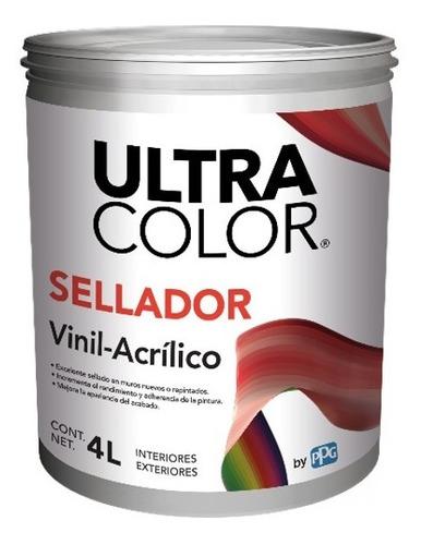 Imagen 1 de 1 de Galón De Sellador Para Pintura Vinilica 4 Litros