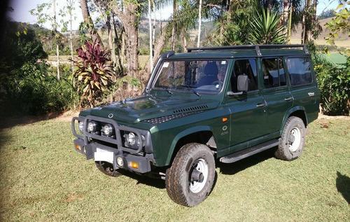 Jeep Crosslander 2,4 Diesel 4x4