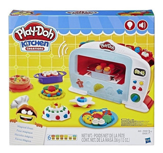 Play-doh Kitchen Creations Horno Magico (4627)