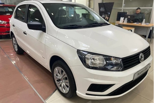 Volkswagen Gol Trend Trendline Automatico My21 Tasa 0% Vw 22