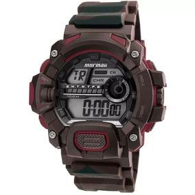 Relógio Mormaii Masculino Mo1132af/8m C/ Garantia E Nf