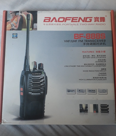 Rádio De Comunicação Baofeng