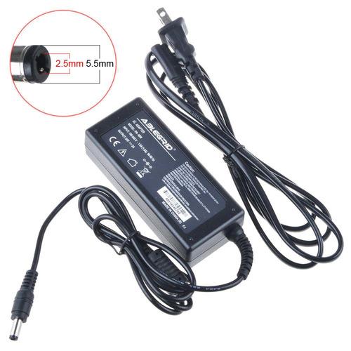 24v 2a Ac Dc Adaptador Fuente Cable Cargador Para Monitor Lc