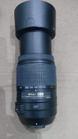 Lente Nikon 55-300mm Super Nova