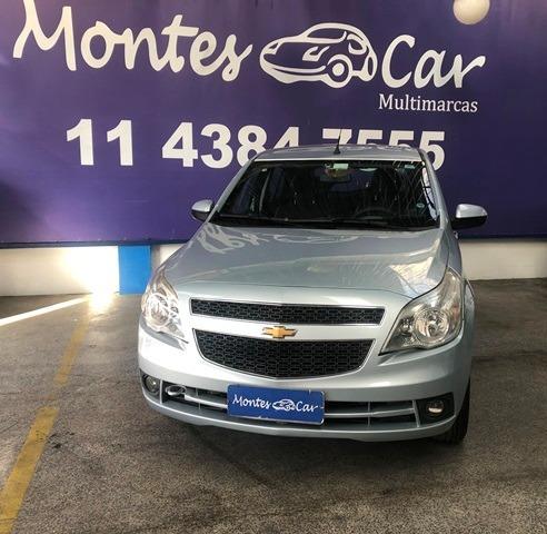 Chevrolet Agile Ltz 1.4 - Montes Car