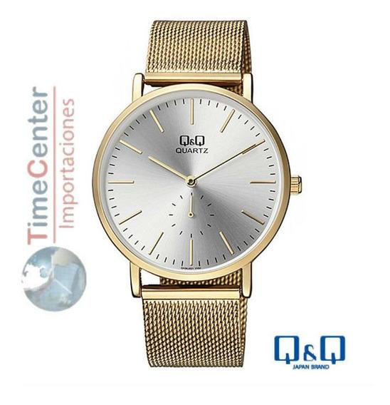 Reloj Q&q Analógico Para Hombre Qa96j001y