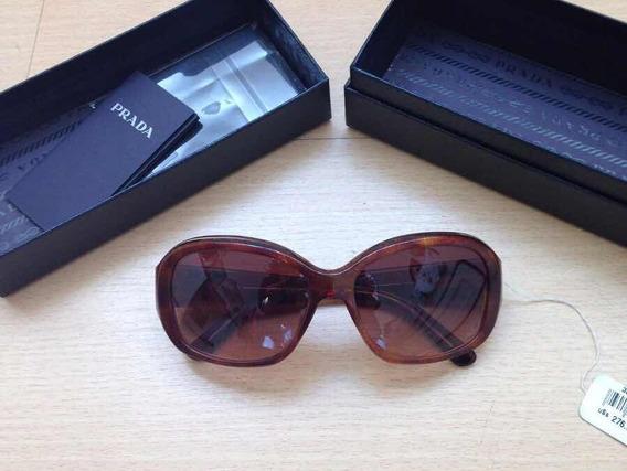 Óculos De Sol Prada Original Novo