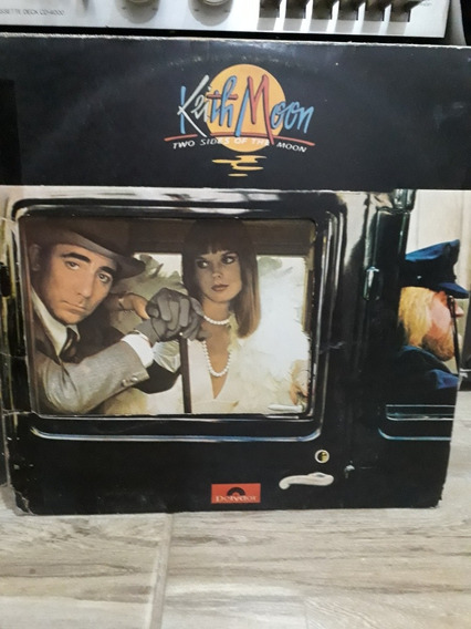 Lp Keith Moon ( The Who ) / Two Sides Of The Moon