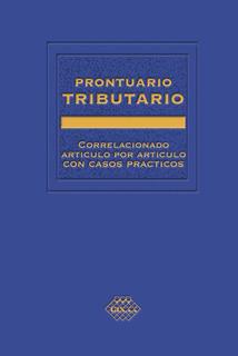 Prontuario Tributario Academico 2019