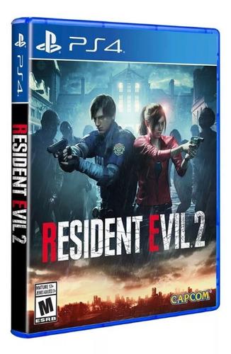 Resident Evil 2 Ps4 Nuevo Fisico Stock Ya