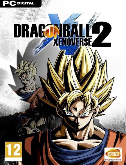 Dragon Ball Xenoverse 2 Pc - Steam Key (envio Já)