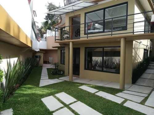 Casa En Renta, Jardines Del Ajusco, Tlalpan, Cdmx