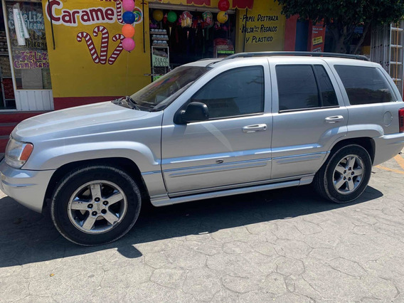 Jeep Grand Cherokee Limited V8 4x4 At 2004