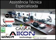 Assistência Técnica Centrais Multimídia Aikon M1 Caska Winca