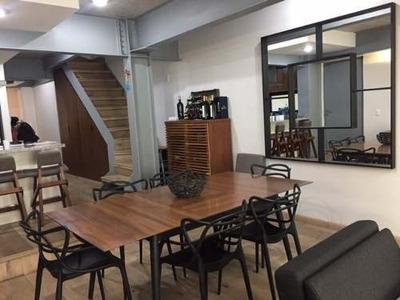 Departamento En Renta Condesa, Moderno Con Terraza