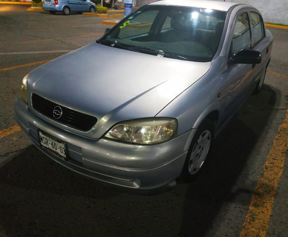 Chevrolet Astra, Modelo 2002