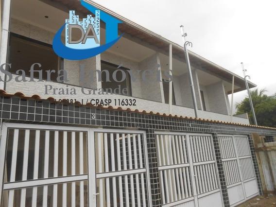 Grande Oportunidade!!!!! Ótima Casa Em Condomínio, De 02 Dormitórios, Com Garagem Privativa, No Tude Bastos Em Praia Grande. - Ca00137 - 34887491