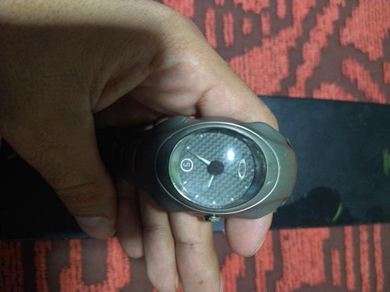 Relógio Time Bomb 1 Titanium Carbon Fiber Oakley