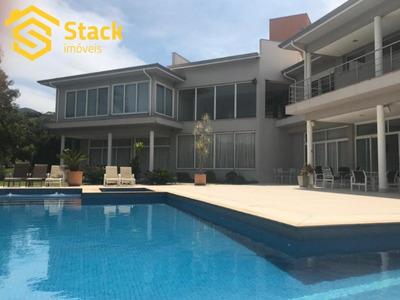 Casa Altíssimo Padrão Tipo Sobrado A Venda/locação Em Jundiaí No Condomínio Sitio Do Japi Localizado Na Malota - Ca01122